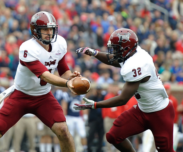 NCAA Football: Troy at Mississippi