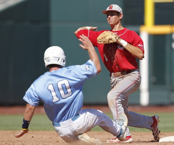 2013_Trea Turner CWS vs UNC