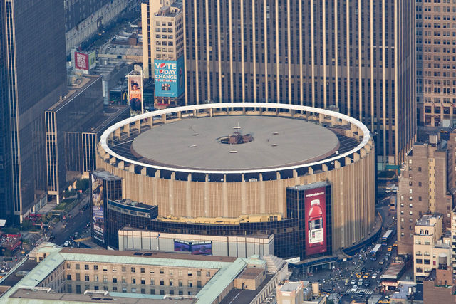 Nc state to play west virginia in msg statefans nation - How old is madison square garden ...