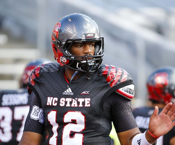2014_Jacoby Brissett in Black